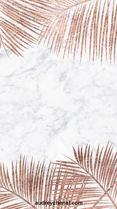 samsung wallpaper gold samsung wallpaper girly wallpaper Modern rose gold palm tree white marble by Audrey Chenal Rosegold Background, Gold Wallpaper Background, Rose Gold Wallpaper, Tree Wallpaper, Modern Wallpaper, Cute Wallpaper Backgrounds, Aesthetic Iphone Wallpaper, Iphone Backgrounds, Wallpaper Quotes