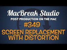 New MacBreak Studio episode: Screen replacement effects in Final Cut Pro X! http://www.motionvfx.com/B4338  #fcpx #fcp #mac #filmmaking #tips