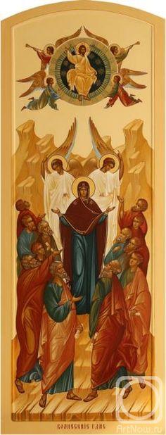 Ascension, by Ushatzki Yuriy, c2016.