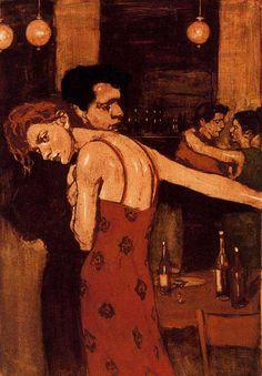 Last Dance - Malcolm T. Liepke (American, b. 1953)