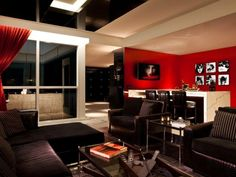 Provocateur Penthouse Suite at the Hard Rock Hotel, Las Vegas