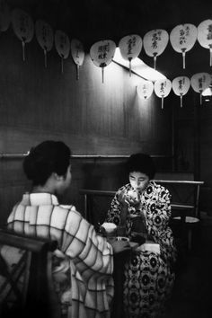Marc Riboud - Japon 1958