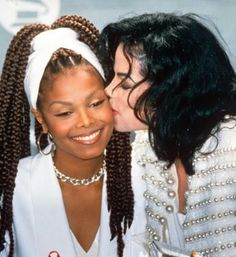 Michael and Janet Jackson                                                       …