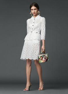Dolce & Gabbana Fall Winter 2014
