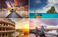TripAdvisor revealed the top-rated travel destinations from around the world in the 2017 Travellers' Choice Awards. Take a look at the top 25 places.