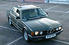 1983 E23 BMW 735i