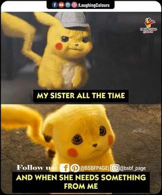 Siblings funny quotes - Tagmentionshare with your Brother and sister 🧡💛💚💙💜 Sister Quotes Funny, Funny Baby Memes, Funny Jokes In Hindi, Funny School Memes, Very Funny Jokes, Cute Funny Quotes, Really Funny Memes, Funny Relatable Memes, Funny Facts
