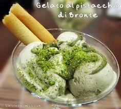 Gelato al pistacchio di Bronte | Gastronomy Love