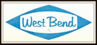West Bend Outboard Motors - Advertisement Gallery