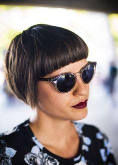 awesome Модные женские челки на стрижки любой длины 2016 (фото) Читай больше http://avrorra.com/modnie-chelki-jenskie-dlina-foto/