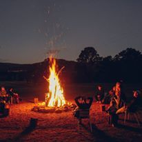 Adams Peak Country Estate Fire Pit #adamspeakcountryestate #thebarnadamspeak #thehayshedadamspeak #huntervalleyweddings #firepit #openday Adam's Peak, Hunter Valley Wedding, Opening Day, Country Estate, Fire, Weddings, Outdoor Decor, Openness, Wedding