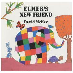 Elmer tiene un nuevo amigo - pero no es el cocodrilo, ni los monos. ¿Quién puede ser? Está creciendo todo el tiempo, puede arrastrarse pero ...