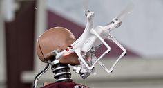 Así es como las compañías prueba sus drones por tu seguridad - http://www.hwlibre.com/asi-las-companias-prueba-drones-seguridad/