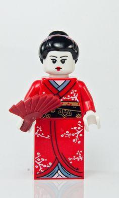 Lego Geisha