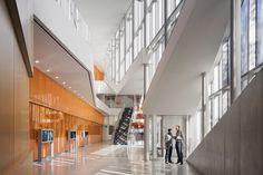 Gallery of Krishna P. Singh Center for Nanotechnology / WEISS/MANFREDI - 12