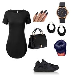 """"""""""" by bigdaddymaddi on Polyvore featuring NIKE, Miu Miu, Bling Jewelry and Marc Jacobs"""