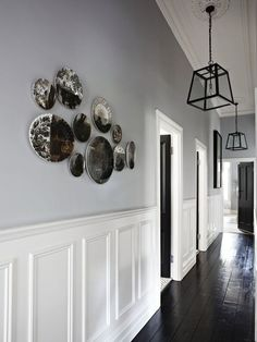 25 Best Hallway Walls Make Your Hallways As Beautiful As Entryway and Hallway Decorating Ideas Beautiful Hallway Hallways Walls Decor, Hallway Lighting, Foyer Decorating, House Design, Hallway Walls, Interior, Home Decor, House Interior, Hallway Decorating