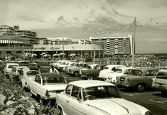 Seapoint, Cape Town, South Africa circa 1960