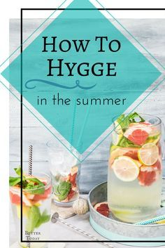 Hygge is perfect for winter. Which makes sense, what with it being a Danish concept and all their snow. ...