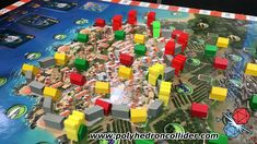 UK Games Expo 2018: Ragusa Preview | Polyhedron Collider