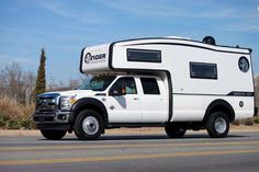 Siberian Tiger camper - The Siberian Tiger camper is not exactly what one would expect when they think of an off-road adventure vehicle. Though its exterior is rough-and-t...