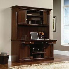 Credenza with Hutch - 13446 and more Office Desks