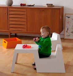 Möbelserie Frida - Tischsitzkombination