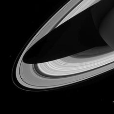 Saturn Ring Shadow