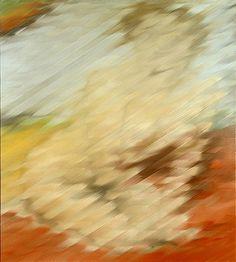 Gerhard Richter, Akt (bunt)  Desnudo (coloreado), 1967,  105 cm x 95 cm, Oil on canvas  Catalogue Raisonné: 152.