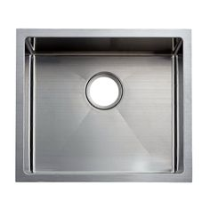 Empire Industries RS2218 Single Basin Undermount Kitchen Sink - RS2218
