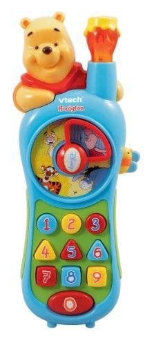 Winnie the Pooh Honigfon - Hallo, wer ist da? Honig!