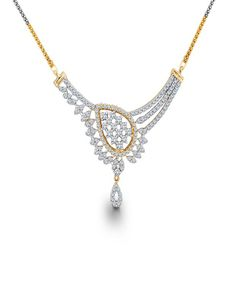 Cluster Diamond Tanmaniya Celebrate the everlasting bond of true love with this ornate diamond tanmaniya available in 18 kt pure gold.... - See more at: http://diamonds4you.com/item/21312046.aspx#sthash.XYghFkOk.dpuf