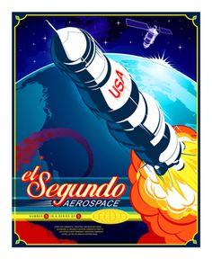 El Segundo Poster 5 of 5 by Boiling Point Creative Group in El Segundo, California.
