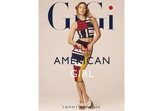 Olhares: A nova coleção de Gigi Hadid para Tommy Hilfiger