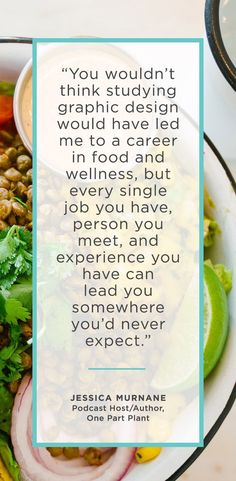 Doesn't Jessica make it seem so obvious? ...On the importance of having different experiences, jobs, networking opportunities to figure out what you want from your career. | Click to hear more wise words on CareerContessa.com