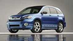 Honda CRV - замена подшипника задней ступицы