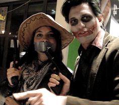 joker vs cowgirl