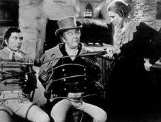 """Charles Laughton's formidable presence fleshes out Alfred Hitchcock's """"Jamaica Inn""""; Laughton let his own convictions inform """"The Hunchback of Notre Dame"""" the same year."""