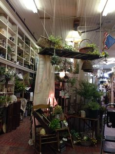 Can't wait to shop! Antiques in Old Town Spring Open House.use smaller pieces of furniture.