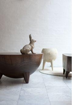 daraartisans:  COVET Handmade furniture from BDDW