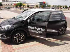 brudasek po akcji #‎kampaniaRenaultCaptur https://www.facebook.com/photo.php?fbid=687941441274535&set=o.145945315936&type=1