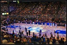 Kentucky Wildcats Rupp Arena