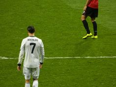 Cristiano Ronaldo #soccer #futbol #RealMadrid #ManchesterUnited