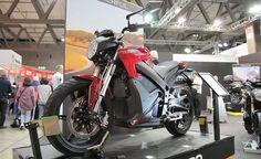 EICMA 2013: 2014 Zero SR First Impressions - Video - Motorcycle.com News