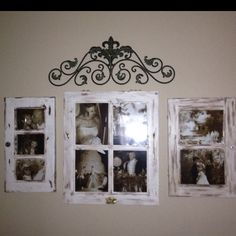 Wedding day display home-ideas