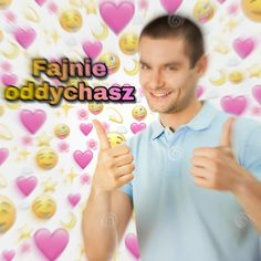 Polish Memes, Sweet Texts, Pick Up Lines, Me Too Meme, Mood Pics, Reaction Pictures, Funny Cute, Cringe, Peace And Love
