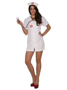 e07179946eb26 Check out Sexy Head Nurse Womens Costume - Womens Costumes for 2018 |  Wholesale Halloween Costumes