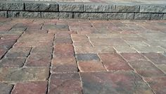 pavestone pavers | Below are the Sketchup renderings we did prior to construction. The ...