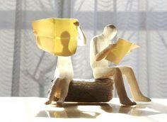 tanaka kazuhiko's mini sculptures