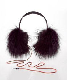 Headphone Earmuffs by Beats by Dr. Dre and Oscar de la Renta
